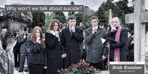 Irish Examiner Why Won't We Talk About Suicide?