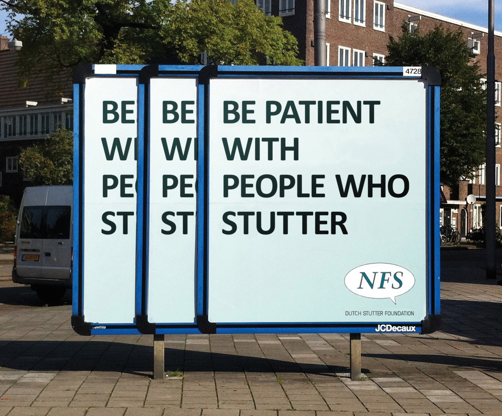 Be Patient with People Who Stutter - The Inspiration Room