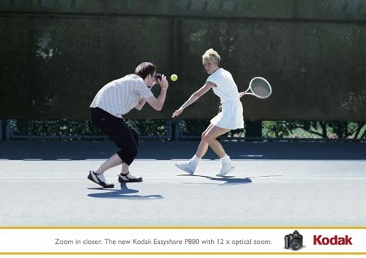 Kodak Zoom Tennis