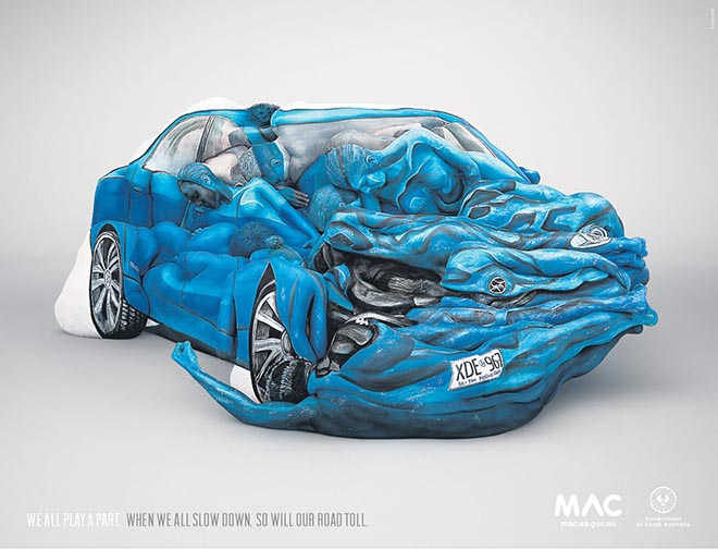 MAC Crash Puzzle Print Ad
