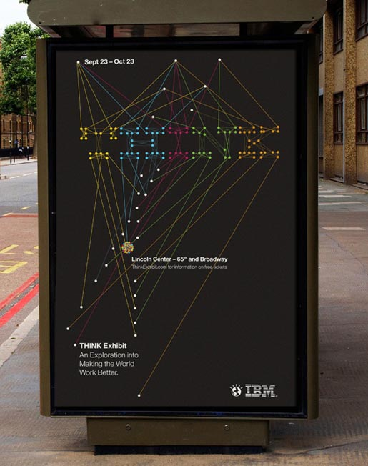 IBM Think Posters