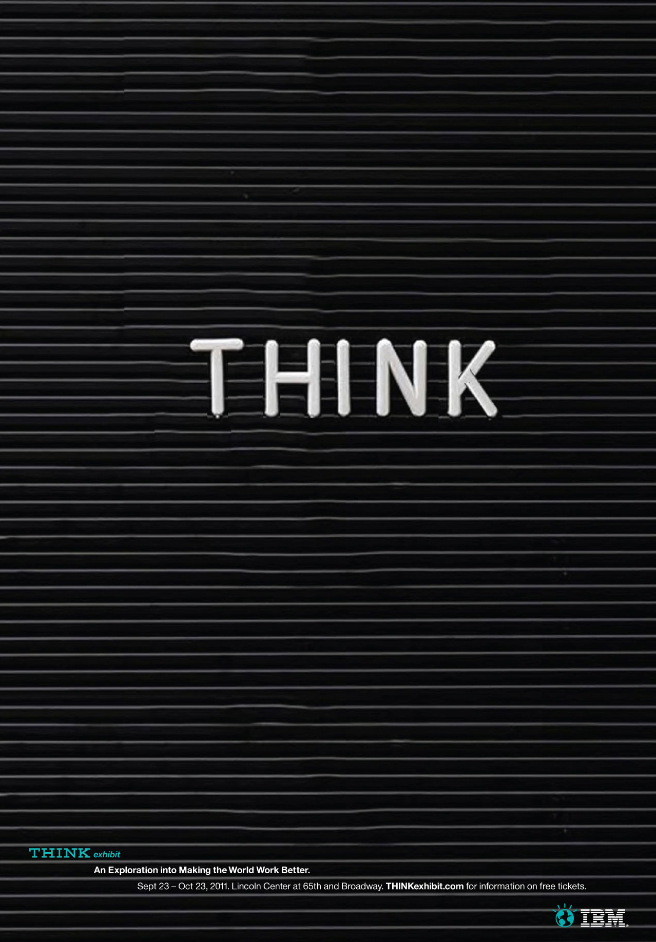 IBM Invite You to Think - The Inspiration Room