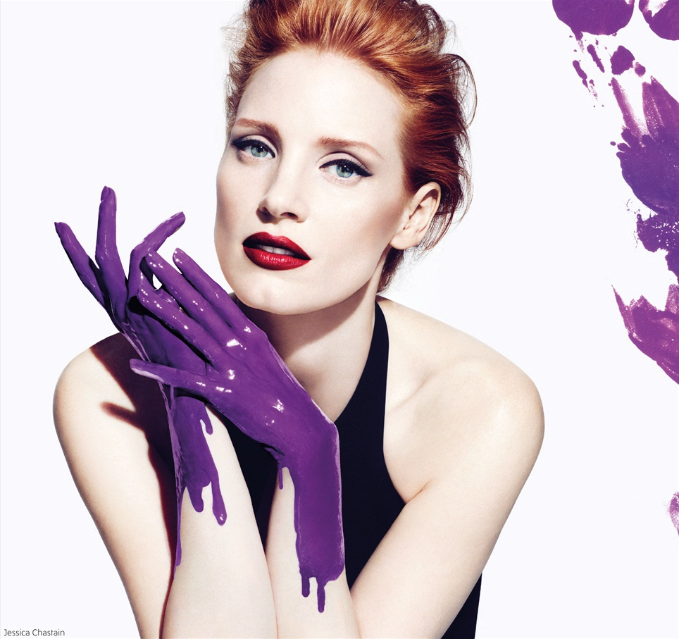 Jessica Chastain youtube