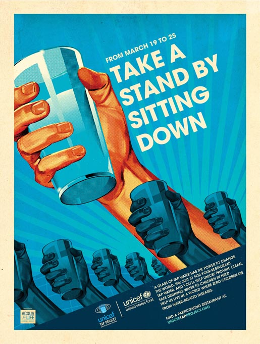 Tap Project Take a Stand
