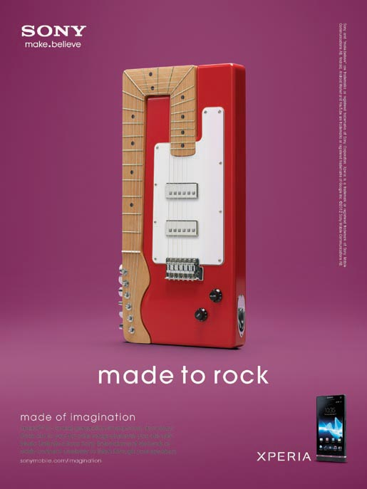 Sony Made To Rock