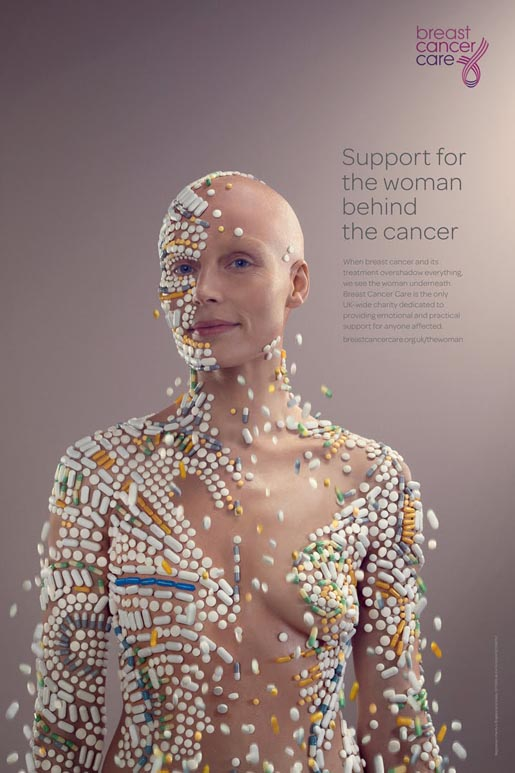 Woman Behind the Cancer