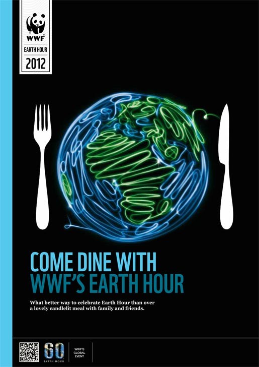 WWF Earth Hour Dinner Party