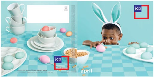 JCPenney April 2012 Catalogue