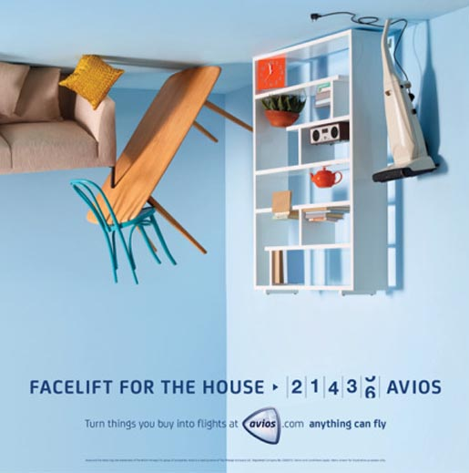 Avios House Facelift