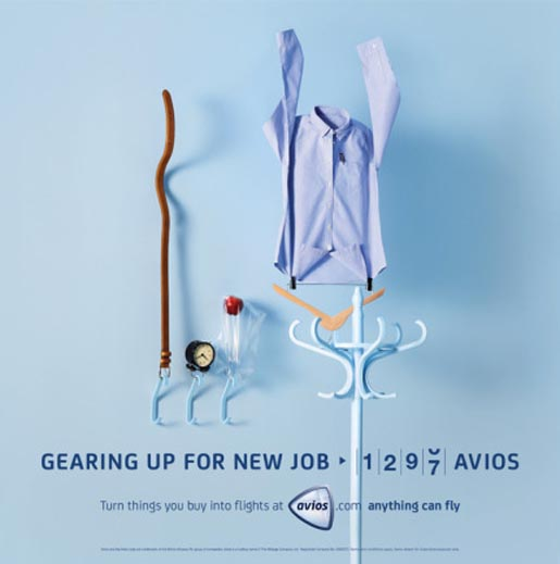 Avios Gear Up for A New Job