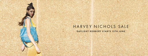 Harvey Nichols Daylight Robbery Stocking