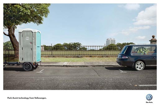 Volkswagen Park Assist Technology