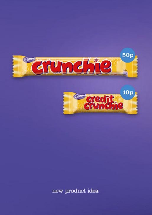 Credit Crunchie