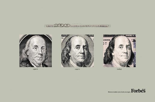 Forbes Evolution of the 5 Dollar Bill