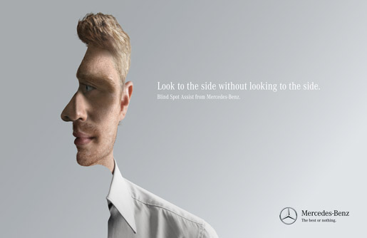 Mercedes Look Twice