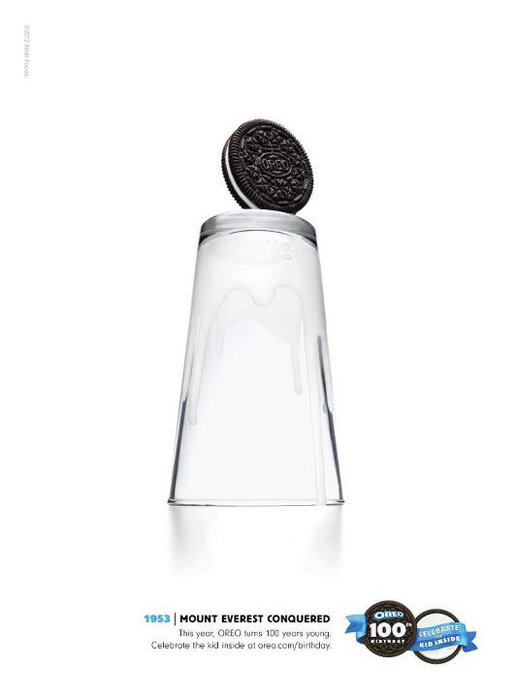 Oreo 1952 Mount Everest