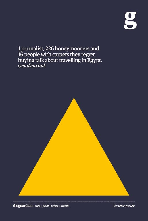 The Guardian Travelling in Egypt