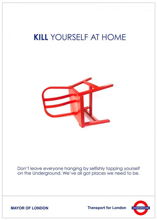 Considerate Suicide - Chair