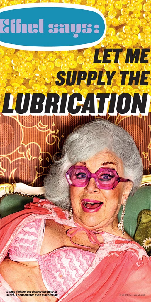 Ethel's Lubrication