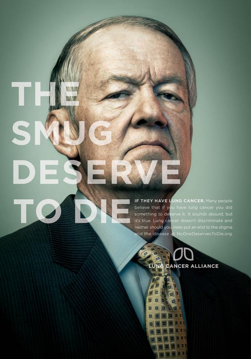 The Smug Deserve To Die Poster