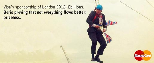 Mastercard Boris Priceless