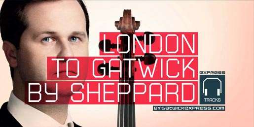 Gatwick Express Soundtrack by Sheppard