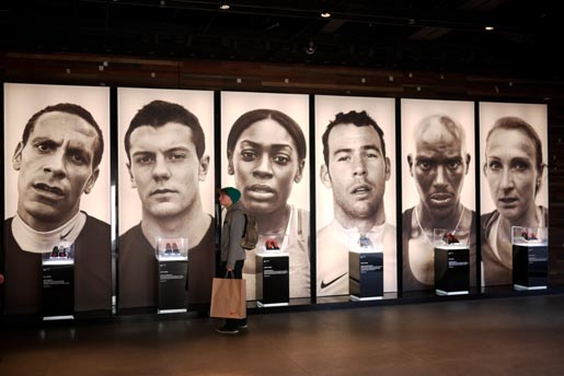 Nike Make It Count Exhibition