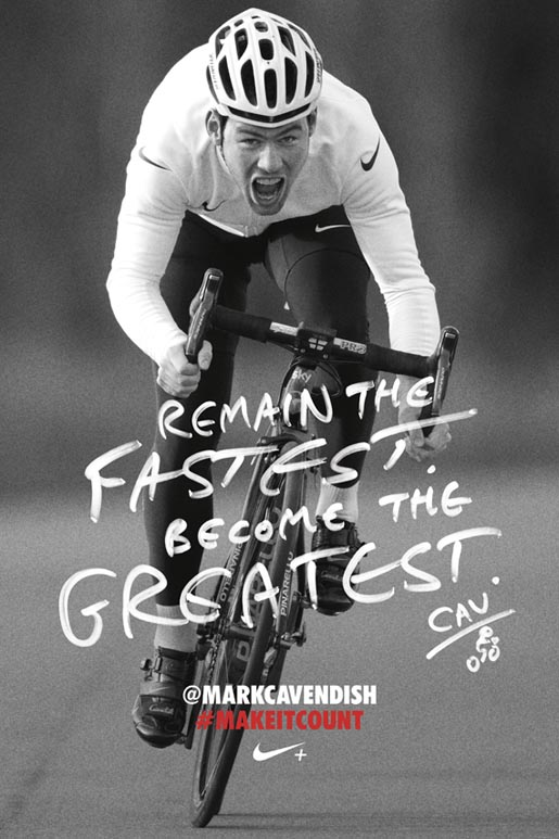 Nike Mark Cavendish