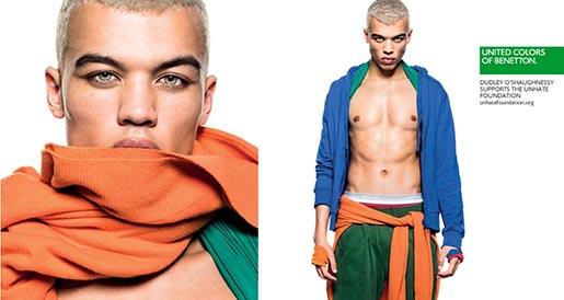 Benetton Dudley Faces of Color
