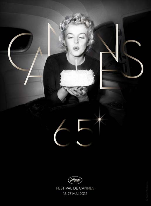Cannes Film Festival 2012 poster