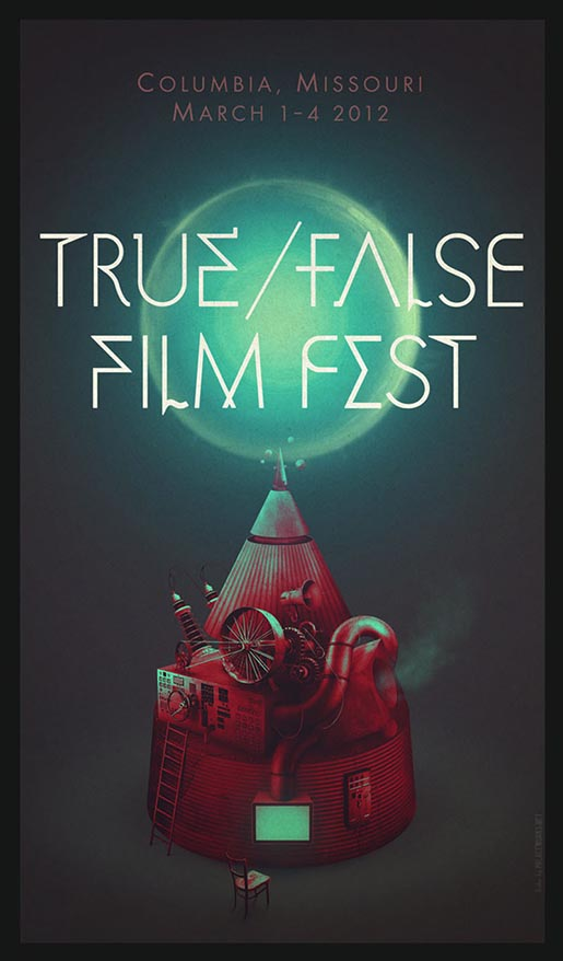 True/False Film Festival 2012 poster