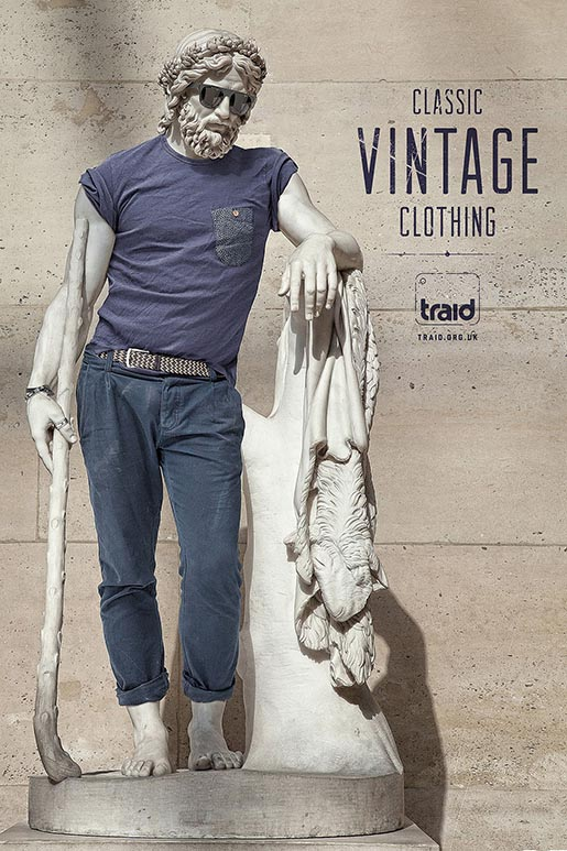 Traid Classic Vintage Clothing