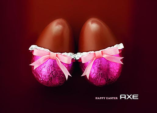 Axe Easter Eggs