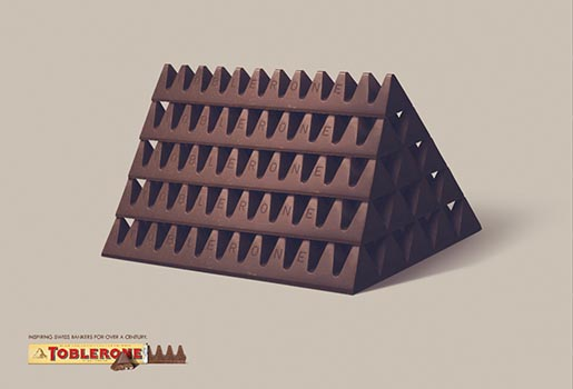 Toblerone Cogs Inspiring Swiss watchmakers