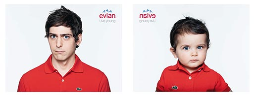 Evian Andreas and Guillaume