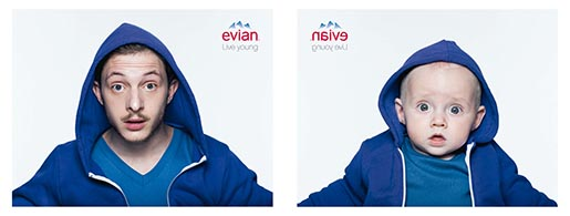 Evian Damien and Augustin