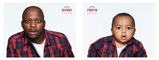 Evian Fred and Enzo