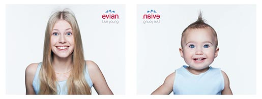 Evian Lisette and Ambre
