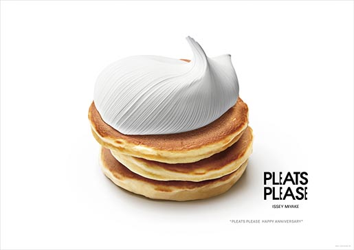 Pleats Please Pancakes