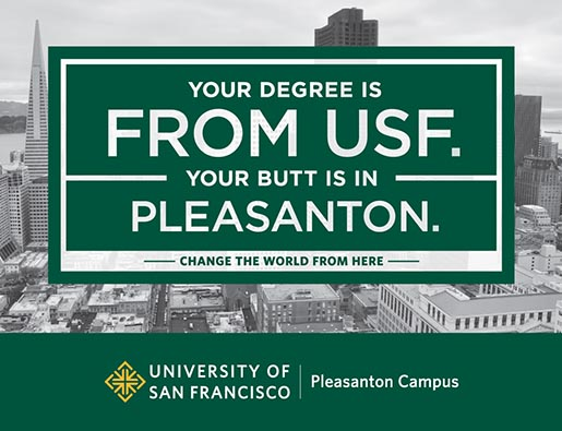 University of San Francisco Pleasanton
