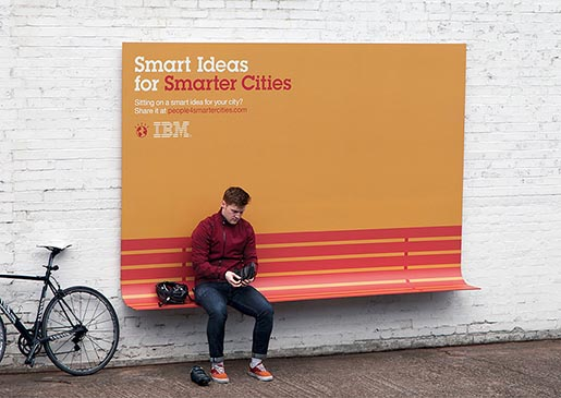 IBM Smarter Cities Seat