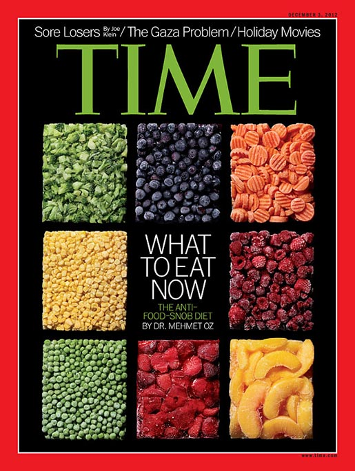 Time Cover December 3 2012