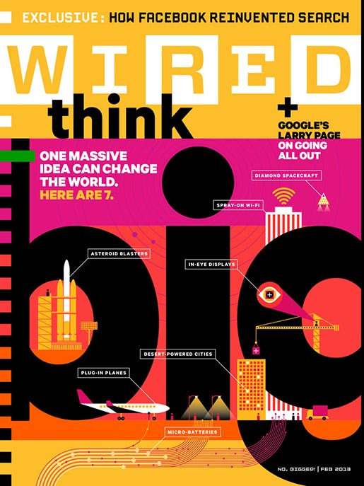 Wired Cover February 2013