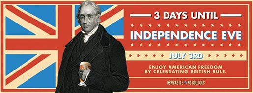 Newcastle Brown Independence Eve 3 Days