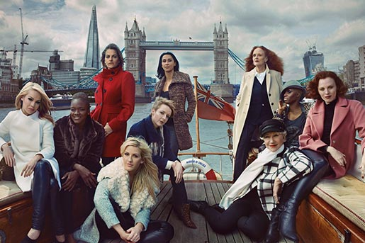 Marks & Spencer Leading Ladies on River Thames boat