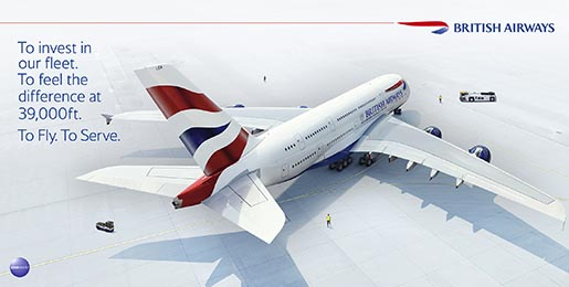 British Airways To Invest