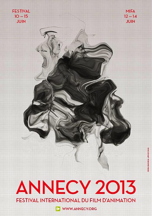 Annecy Film Festival 2013 Poster
