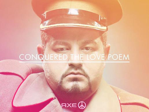 Axe Peace - Conquered the Love Poem