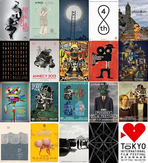 Film Festival Poster Awards Winners 2013