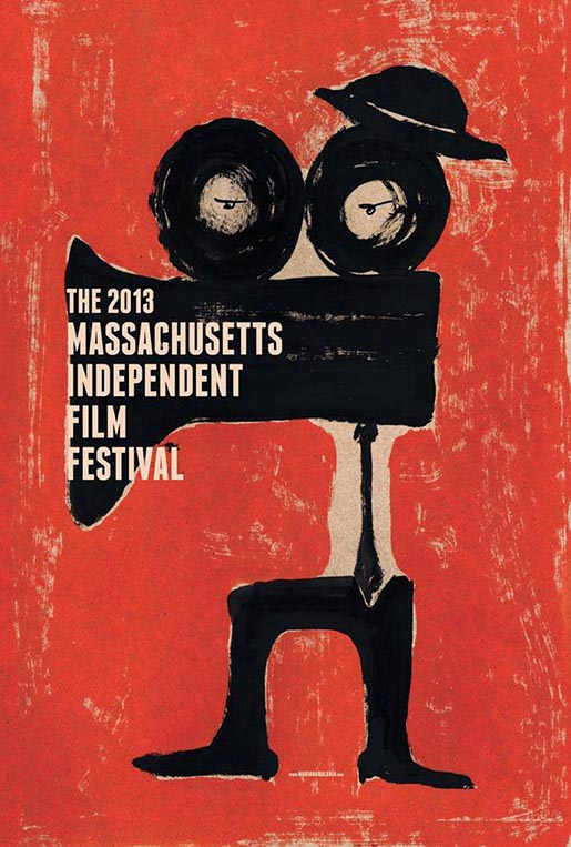 Massachusetts Indie Film Festival 2013 Poster
